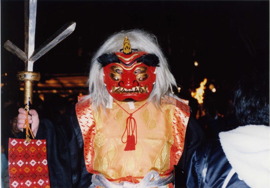 吉田 神社 節分 2021